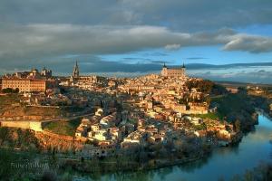 "Toledo - ""Imperial City"""
